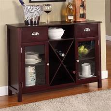 Kitchen Server Furniture Buffet Cabinet Hutch Dining Kitchen Server Furniture Wine