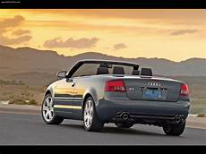 audi s4 cabriolet picture 10 of 15 rear angle my 2005 1600x1200