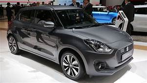 New Suzuki Swift Sport 2018 Lighter And More Potent
