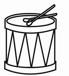 Malvorlagen Zum Nachmalen Musik Kostenlose Malvorlage Musik Trommel Zum Ausmalen