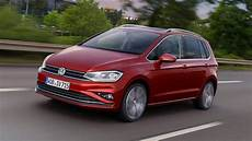Facelifted 2018 Vw Golf Sportsvan Gets A Styling And