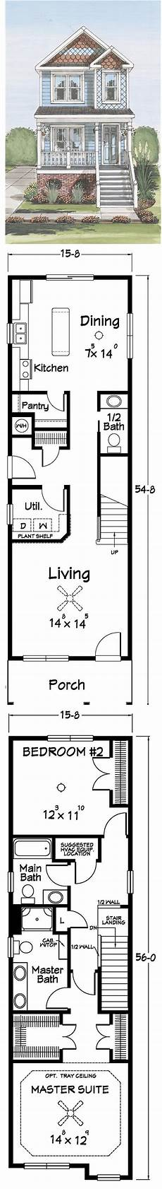 two storey narrow lot house plans 406 best tiny house floorplans images on pinterest