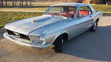 ford mustang 6 coupe 1967 ford mustang coupe inline 6 classic ford mustang