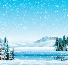 Winter Background Clipart winter landscape vector clip cliparts