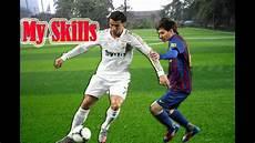 Cristiano Ronaldo 7 Messi Amazing Dribbling Skills And
