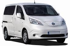 Nissan E Nv200 Combi Mpv 2020 Review Carbuyer