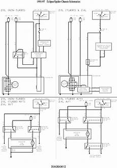 1995 eclipse wiring diagram solved i a 94 ecipse fixya