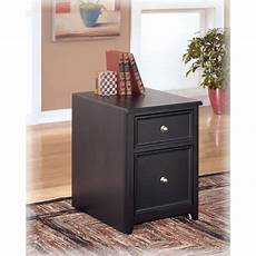 home office furniture cabinets h371 12 ashley furniture carlyle black home office file