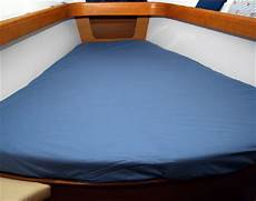 v berth bottom sheet boat bed sheets