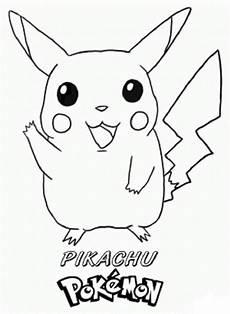 Ausmalbilder Pikachu Kostenlos 3 Ausmalbilder Kostenlos