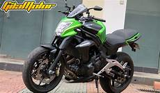 Kawasaki Er6n Modifikasi by Modifikasi Kawasaki Er6n 2013 Kejar Upgrade Buat Turing