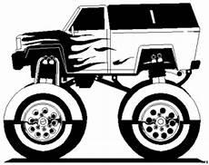 Truck Malvorlagen Gratis Lackierter Monstertruck Ausmalbild Malvorlage Die Weite