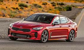 2018 Kia Stinger Lease Deals Start From $382 A Month