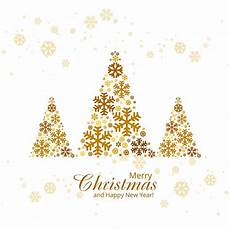 merry christmas greeting card with christmas tree background ill download free vectors