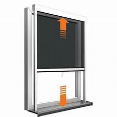 obi alu rollo fenster system 100 cm x 160 cm wei 223 kaufen