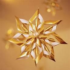 sterne basteln papier 15 festive diy ornaments