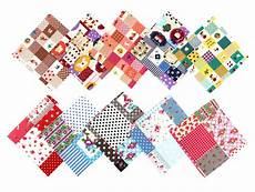 Amazon Com Raylinedo Raylinedo 50 Raylinedo 50x Different Pattern Patchwork 100 Cotton