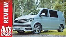 Volkswagen Transporter Kombi Review Term Test With