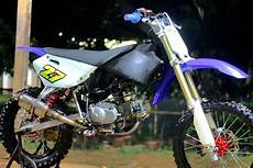 Grasstrack Jupiter Z by Bebek Modif Jupiter Z Grasstrack Ala Motor Cross Terbaru