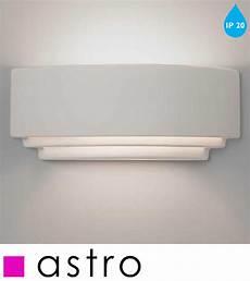 astro amalfi 380 ip20 wall light white finish 7470 from easy lighting