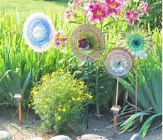 Decorations Outdoor Sale by Garden Flower Outdoor Decor Recycled Glass Plate By Jarmfarm