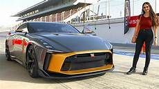 The Worlds 1 2 Million Nissan Gtr 50