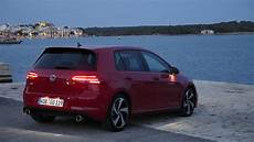 vw golf facelift test gti 230 ps highline 1 5 tsi 150