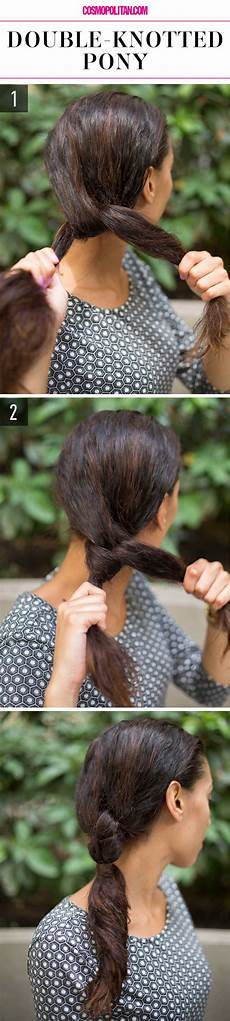 15 super easy hairstyles for lazy who can t even crazyforus