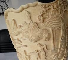 wie und woran erkennt echtes elfenbein antike vase