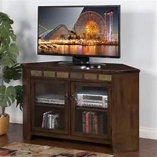 Designs Santa Fe Traditional 55 Inch Corner Tv