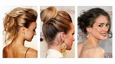 Frisuren Mittellanges Haar - hochsteckfrisuren mittellanges haar