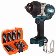 makita schlagschrauber set makita dtw1002 18v 1 2 quot brushless impact wrench with 53pcs