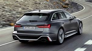 Audi RS6 Avant Finally Arrives In America With 591 Horsepower