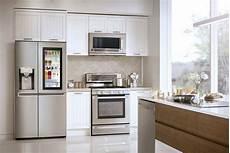 amerikanischer kühlschrank in küche from lowly box to high tech gadget lg refrigerators