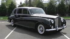 1962 Rolls Royce Phantom V Edition