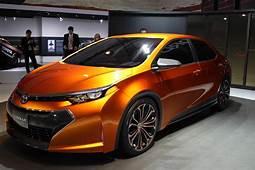 NAIAS 2013 Toyota Furia Previews The Corolla  Truth