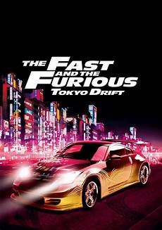 The Fast And The Furious Tokyo Drift Fanart