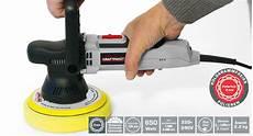 exzenter poliermaschine 9 mm 650 watt dino kraftpaket