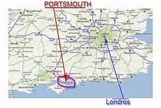 Datos Practicos En Portsmouth En Viaje Por Londres Guia