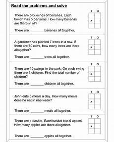 multiplication word problems worksheets for grade 1 11293 algebra problems and worksheets algebraic division