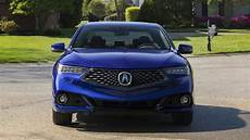 2018 acura tlx midsize luxury sedan youtube
