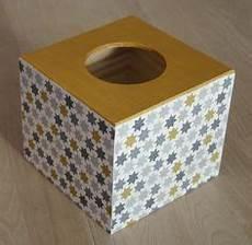 Boite 224 Mouchoirs En Forme Cube L Etoiles Accessoires De