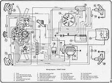 skema kelistrikan motor vespa