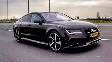 black audi rs7 sportback youtube