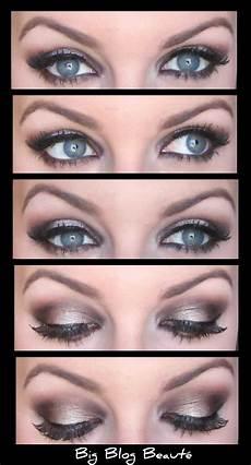 maquillage tuto yeux bleu maquillage yeux bleus tuto