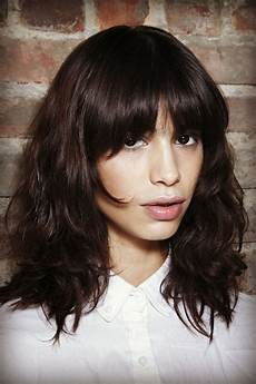 Hairstyles With Big Bangs