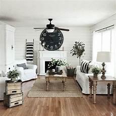Black And White Farmhouse Decor