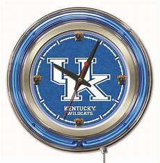 clock 15 quot dia university of kentucky quot uk quot logo neon clock wall clock logo wall clock clock 15 quot dia university of kentucky quot uk quot logo neon