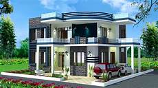 modern house plans in india spectacular modern residential villas plan everyone will