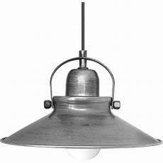 Suspension Industriel Mirano M 233 Tal Gris 1 X 40 W Seynave